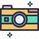 camera, device, entertainment, photography icon