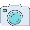camera, photography, snapshot, technology icon