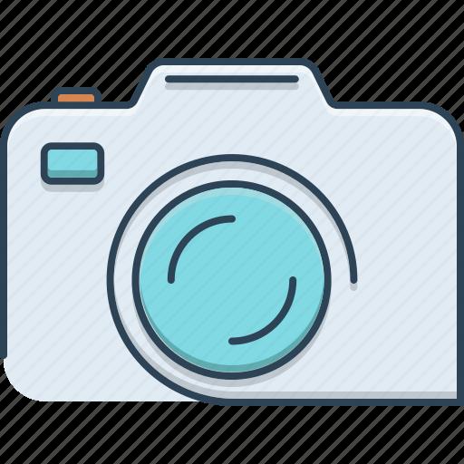camera, photography, snapshot, technology icon
