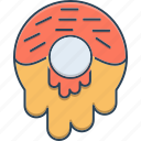 candy, cupcake, dessert, donuts icon