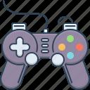 box, controller, gamepad, joystick, soccer, x box icon