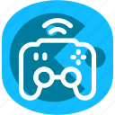 game, joy, stick, video icon