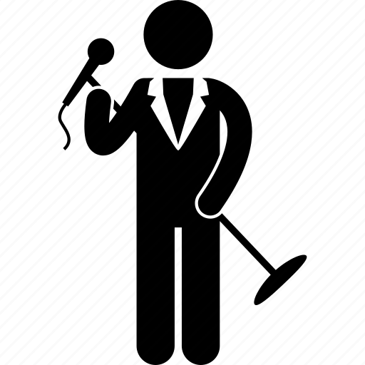artist, musician, performer, sing, singer, singing, voice icon