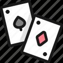 card, game, cards, spade, diamond
