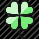 casino, lucky, clover
