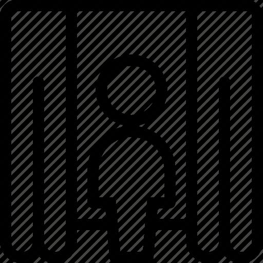 person, show icon