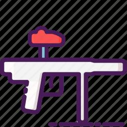ball, controller, game, gaming, gun, shot, sports icon