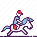 horse, sport, equastrianism, exercise, gaming, playing, riding