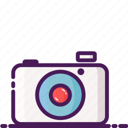 camera, capture, lens, photo, photography, video icon
