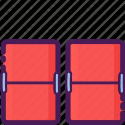 game, scoreboard, sports icon