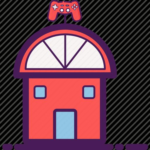 child, gamezone, gaming, videogame icon
