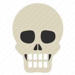 anatomy, dead, entrail, halloween, organ, skeleton, skull icon
