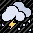 rain, sky, environment, ecology, weather, cloud