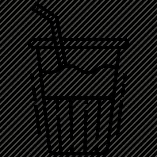 beverage, cocktail, cola, drink, soda icon