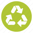 eco, ecology, environment, friendly, recycle, recycling, sustainable icon