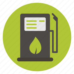 bio, eco, ecology, fuel, gas, gasoline, petrol icon