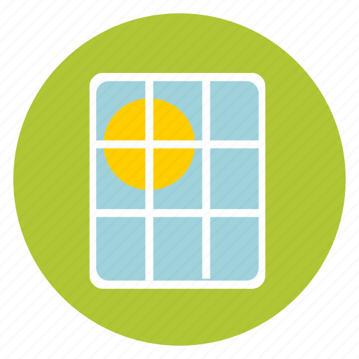 cell, ecology, energy, power, solar, solar power, sun icon