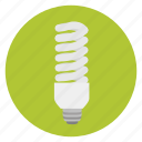 bulb, eco, energy, environment, light, light bulb, saving icon