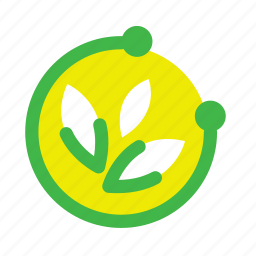 eco, ecology, environment, green, habitat, life, recycle, territory icon