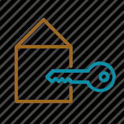 airbnb, house, key, social house, wellness icon