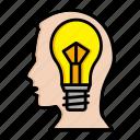 bulb, creative, creativity, idea, light