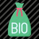 bag, biology, environment, sack