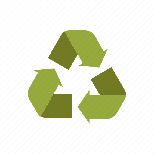 arrows, cycle, environment, recycling, sustainability icon