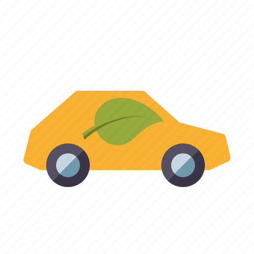 car, environment, hybrid, low emission, sustainability, vehicle icon