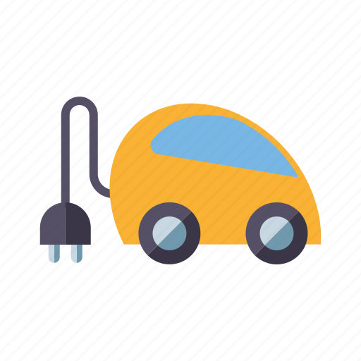 car, electric, environment, plug-in, vehicle icon