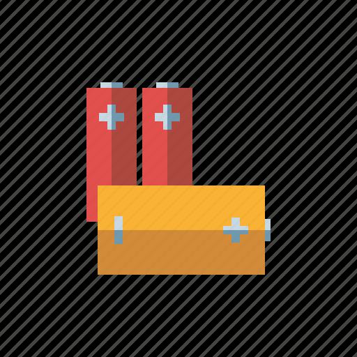 accumulators, batteries, battery, environment icon