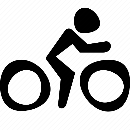bike, fitness, health, sports icon