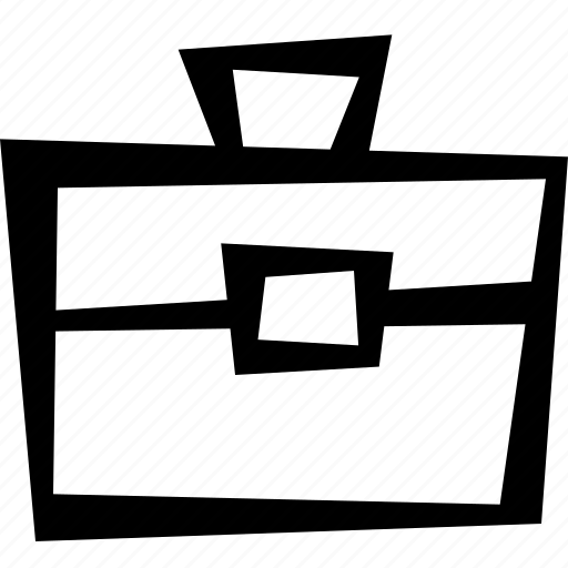 briefcase, business, ecommerce, portfolio icon