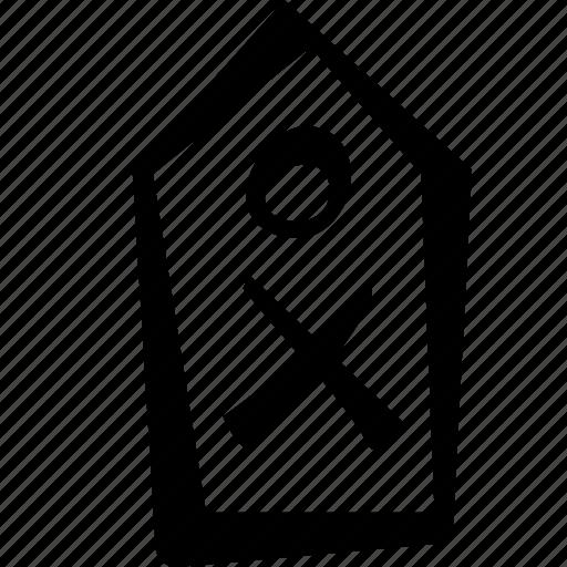 cross, delete, e-commerce, price, shopping, tag icon