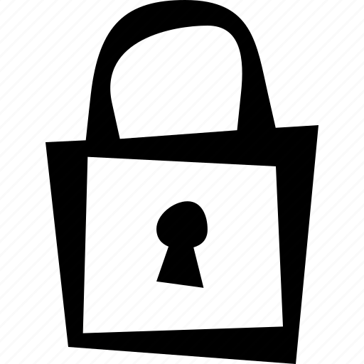 lock, locked, password, safety, security icon