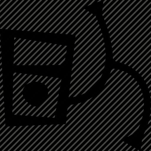 ipod, mp3, music icon