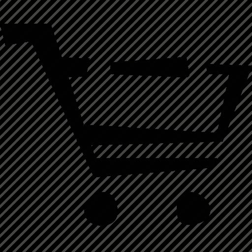 cart, e-commerce, minus, remove, shopping icon