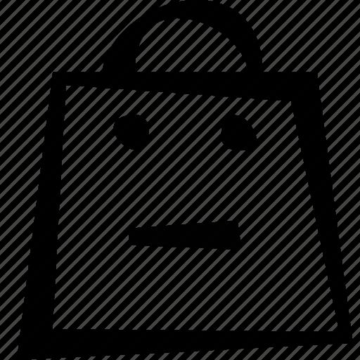 bag, e-commerce, minus, remove, shopping icon