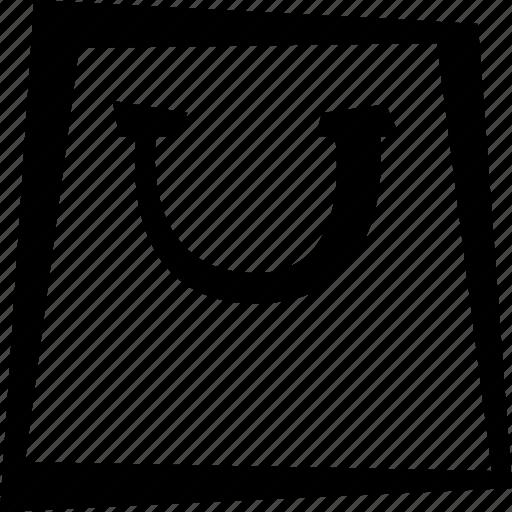 bag, e-commerce, shopping icon