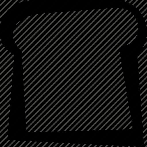 bread, breakfast, cooking, food, toast icon