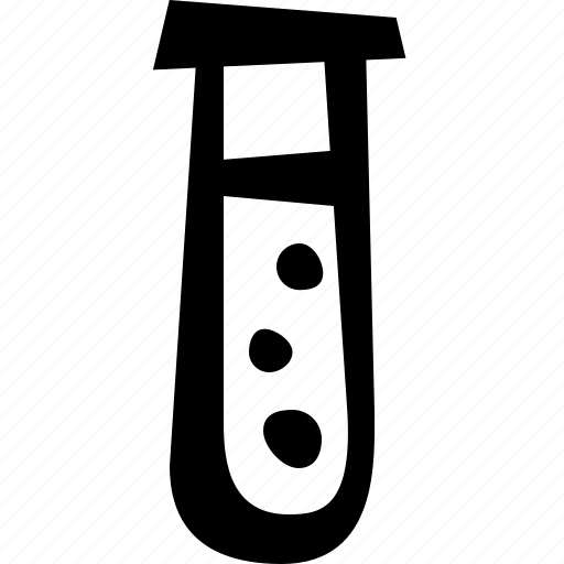chemistry, experiment, lab, laboratory, tube icon
