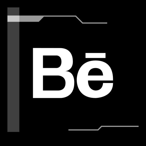 behance, epic, media, social icon