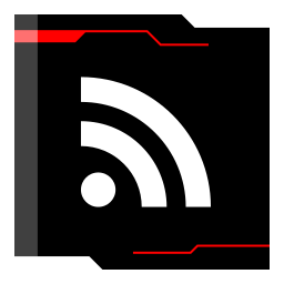 internet, rss, web icon