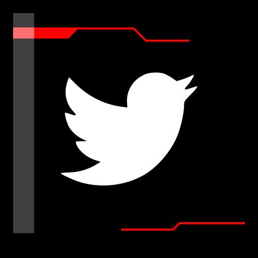 internet, twitter, web icon