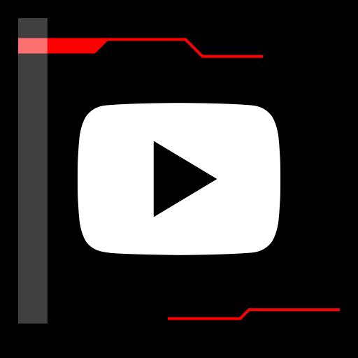 internet, web, youtubeplay icon