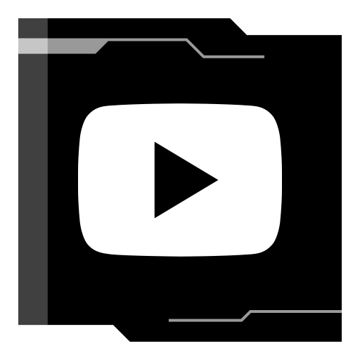 internet, play, web, youtube icon