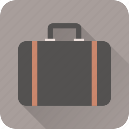briefcase, business, finance, financial, money, office icon