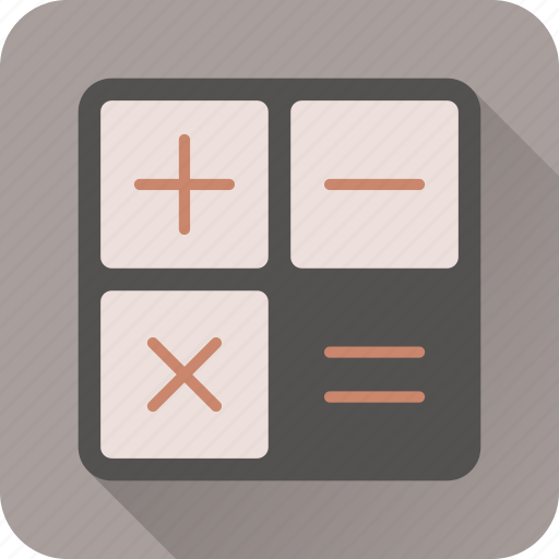business, calculator, finance, financial, money, payment icon