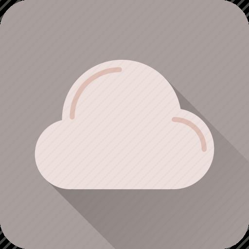 cloud, forecast, rain, storage, sync, weather, web icon