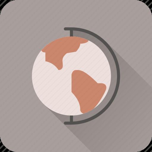 earth, global, globe, planet, world icon