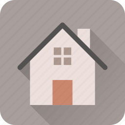 building, construction, home, house, navigation, small icon